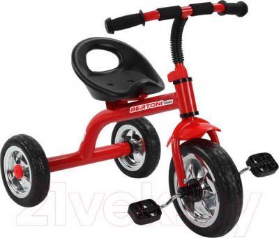 Детский велосипед Bertoni A28 (красный) - общий вид