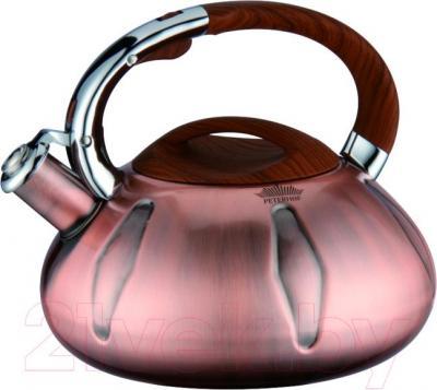 Чайник со свистком Peterhof PH-15526 - общий вид