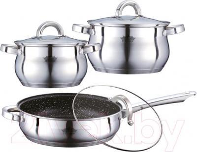 Набор кухонной посуды Peterhof PH-15789 - общий вид набора