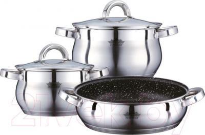 Набор кухонной посуды Peterhof PH-15790 - общий вид набора