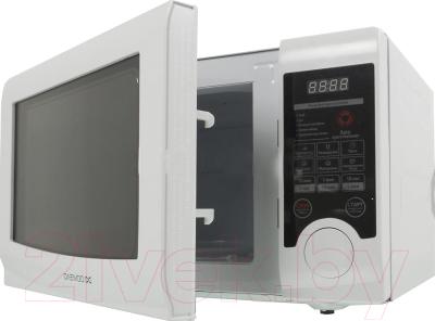 Микроволновая печь Daewoo KOR-6L3B - с открытой дверцей