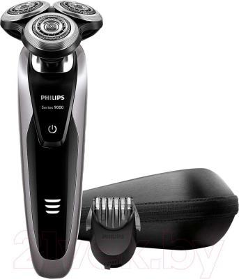 Электробритва Philips S9111/41 - весь комплект