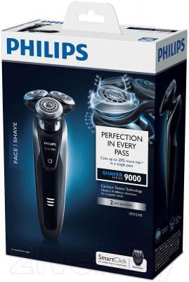Электробритва Philips S9111/41 - упаковка