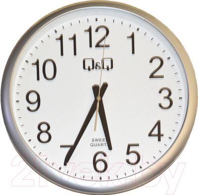 Настенные часы Q&Q 0301K500