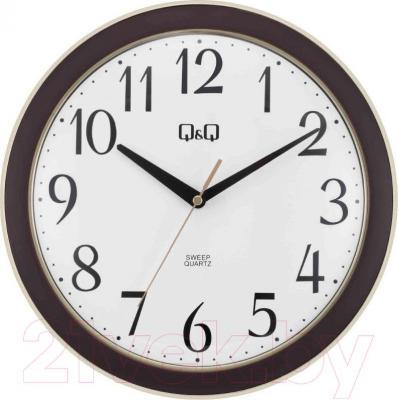 Настенные часы Q&Q 0254K505