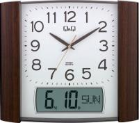 Настенные часы Q&Q 0257K500 -