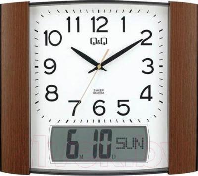 Настенные часы Q&Q 0257K505