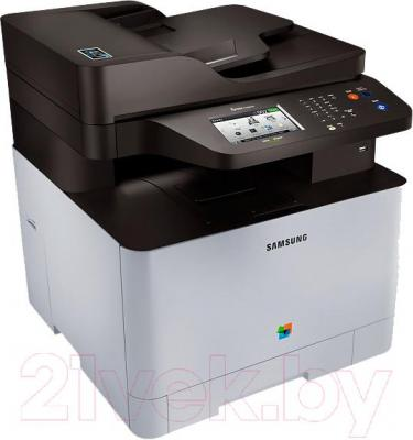 МФУ Samsung SL-C1860FW - вид в проекции