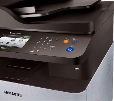 МФУ Samsung SL-C1860FW - элементы управления
