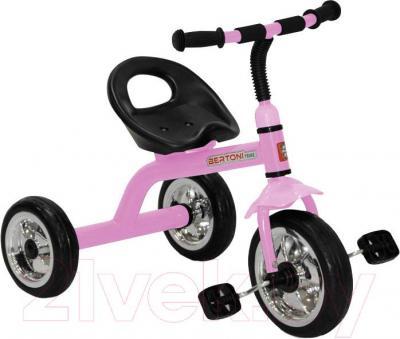 Детский велосипед Lorelli A28 (розовый) - общий вид