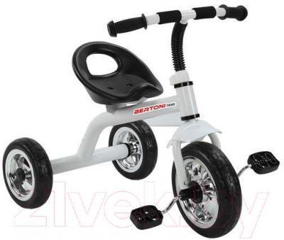 Детский велосипед Lorelli A28 (белый) - общий вид
