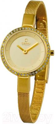 Часы женские наручные Obaku V129LEGGMG