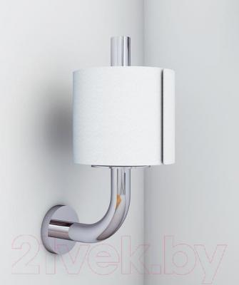Держатель для туалетной бумаги GROHE Essentials 40385000 - в интерьере