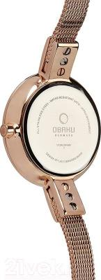 Часы женские наручные Obaku V129LXVVMV1