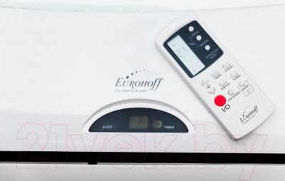 Кондиционер Eurohoff ESW-12H1 - управление