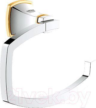 Держатель для туалетной бумаги GROHE Grandera 40625IG0 - общий вид