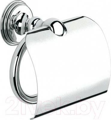 Держатель для туалетной бумаги GROHE Sinfonia 40053000 - общий вид