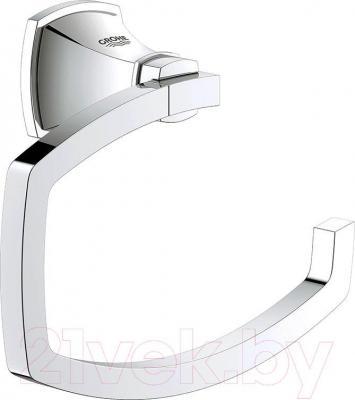 Держатель для туалетной бумаги GROHE Grandera 40625000 - общий вид