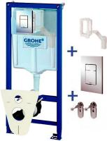 Инсталляция для унитаза GROHE Rapid SL 38827000 -