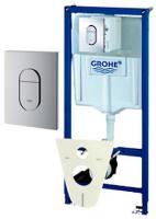 Инсталляция для унитаза GROHE Rapid SL 38929000 -