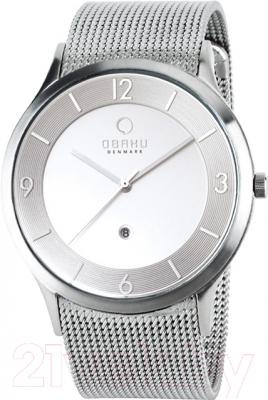 Часы мужские наручные Obaku V132XCIMC