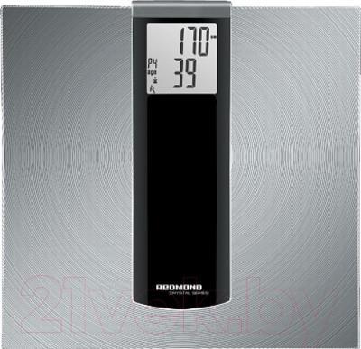 Напольные весы электронные Redmond RS-740S - общий вид