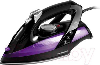 Утюг Redmond RI-C221 (фиолетовый) - общий вид