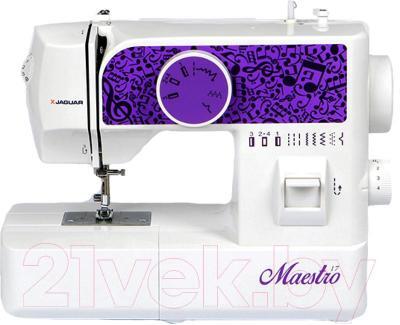 Швейная машина Jaguar Maestro 17 - общий вид