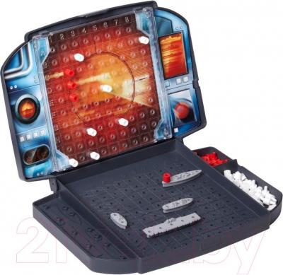 Настольная игра Hasbro Морской Бой. Сражение 36934 - игровое поле