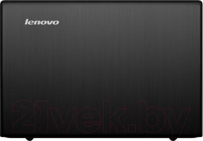 Ноутбук Lenovo Z70-80 (80FG003GUA) - вид сзади