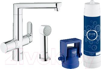 Смеситель GROHE Blue K7 Chilled and Sparkling 31346000