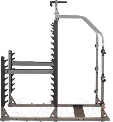 Силовой тренажер Body-Solid SMR1000 - вид сбоку