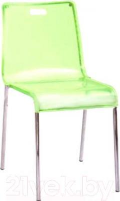 Стул Мебельные компоненты Alma 54 (зеленый)