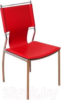Стул Мебельные компоненты Diana (красный)