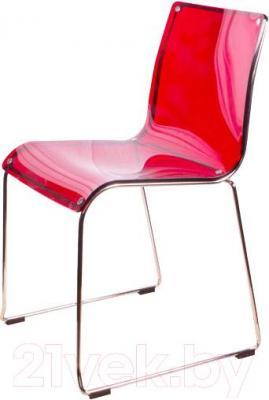 Стул Мебельные компоненты Alma 53 (красный) - общий вид
