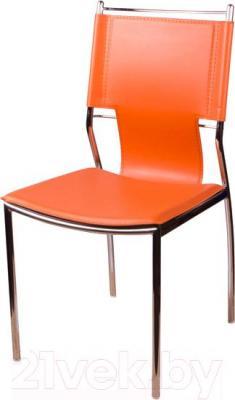 Стул Мебельные компоненты Diana (оранжевый) - общий вид