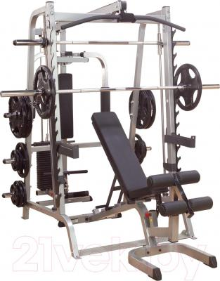 Силовой тренажер Body-Solid GS348QP4 - общий вид
