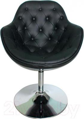 Кресло Мебельные компоненты Lux (черный)