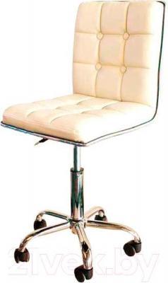 Кресло офисное Мебельные компоненты Oreon (кремовый) - общий вид