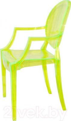Стул Мебельные компоненты Lucia+ (зеленый) - общий вид