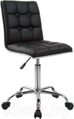 Стул офисный Мебельные компоненты Oreon (чёрный)