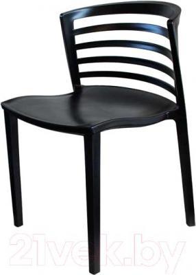 Стул Мебельные компоненты Light (черный) - общий вид