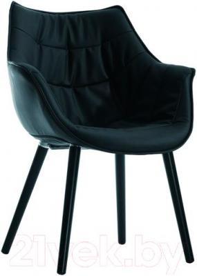 Стул Мебельные компоненты Torn (чёрный)