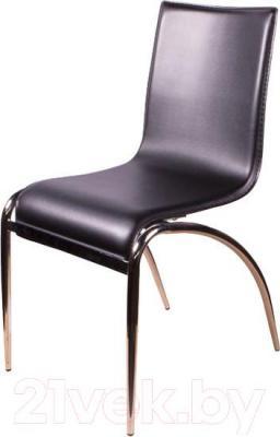 Стул Мебельные компоненты Selta (чёрный) - общий вид