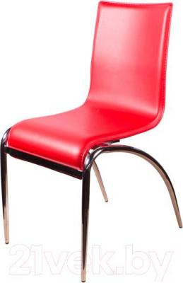 Стул Мебельные компоненты Selta (красный) - общий вид