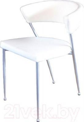 Стул Мебельные компоненты Foster (белый) - общий вид