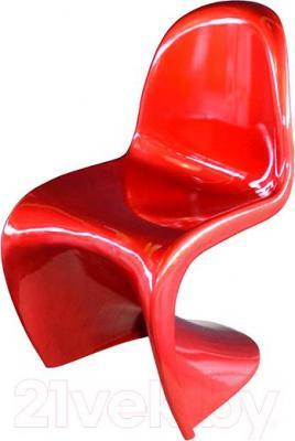 Стул Мебельные компоненты Festa (красный глянец) - общий вид