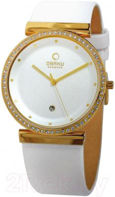 Часы женские наручные Obaku V137UGIRW1