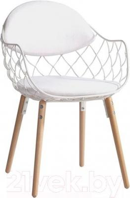 Стул Мебельные компоненты Letto (белый)