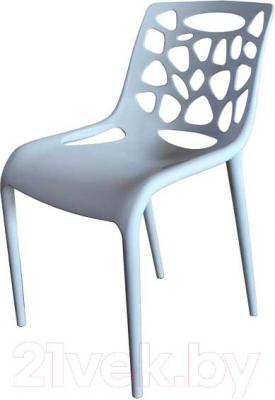 Стул Мебельные компоненты Ice (серый) - общий вид